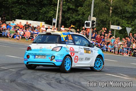 Vinnare Opel Adam